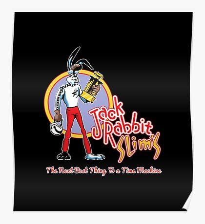 Jack Rabbit Slim's - Original Variant Poster