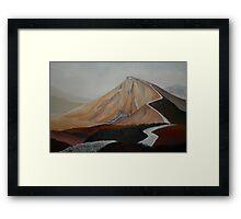 Brecon Walk Framed Print