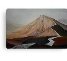 Brecon Walk Canvas Print