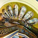 QVB, Sydney by Sharon Brown