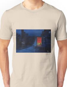 Red Curtain Unisex T-Shirt