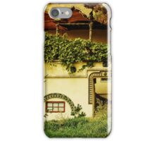 The Traditional Facade iPhone Case/Skin