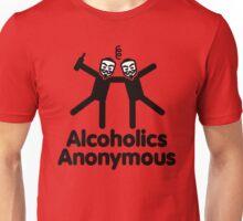 Alcoholics Anonymous Unisex T-Shirt