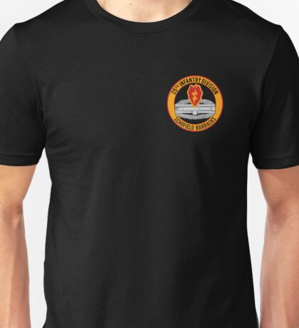 25th Infantry CAB Unisex T-Shirt