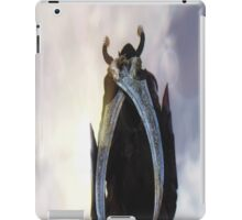 Off into the distance iPad Case/Skin