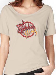 Jack Rabbit Slim's - Circle Logo Variant Women's Relaxed Fit T-Shirt