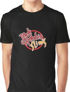 Jack Rabbit Slim's - Circle Logo Variant Graphic T-Shirt