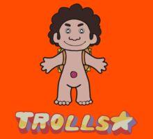 Steven Trollverse Kids Tee