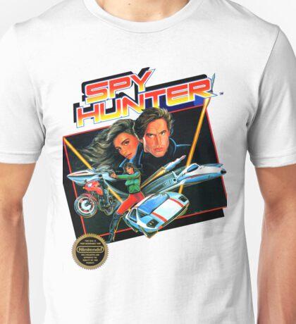 NES Spy Hunter  Unisex T-Shirt