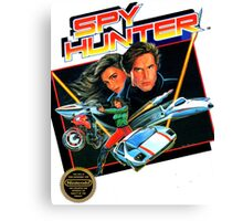 NES Spy Hunter  Canvas Print