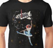 Space Ballerina Unisex T-Shirt