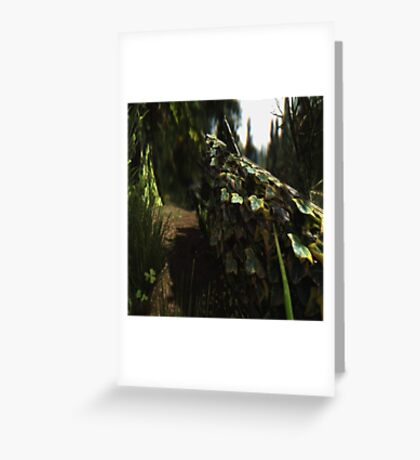 Them Leafy Greens Greeting Card