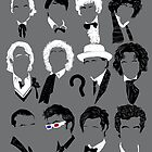 Twelve Doctors by zerobriant