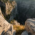 Vikos Gorge by James Grant