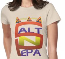 Salt-N-Pepa Womens Fitted T-Shirt