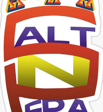 Salt-N-Pepa Sticker