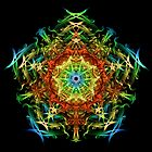 Energetic Geometry-   Multidimensional Power Star Energy by Leah McNeir