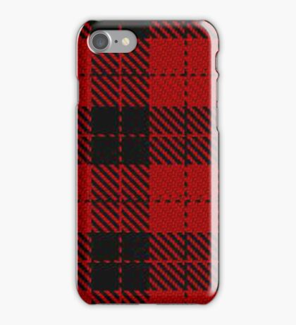 me peterson designs | hipster red iPhone Case/Skin