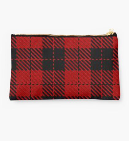 me peterson designs | hipster red Studio Pouch