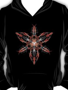 Energetic Geometry – Techno Shaman Energy Focus Invocation Symbol T-Shirt