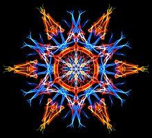 Energetic Geometry - Crystalline Creativity  by Leah McNeir