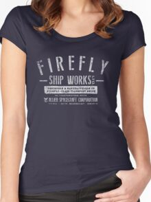 Firefly Shipworks, LTD Women's Fitted Scoop T-Shirt