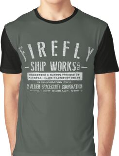 Firefly Shipworks, LTD Graphic T-Shirt