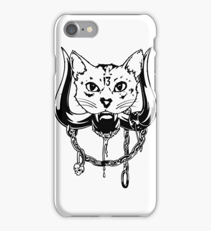 The Head Of The Cat iPhone Case/Skin