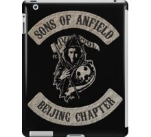 Sons of Anfield - Beijing Chapter iPad Case/Skin