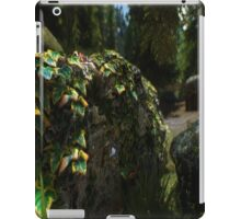 Foliage on a Wall iPad Case/Skin