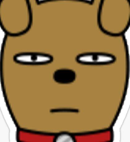 KakaoTalk Friends Frodo (Resting Face) Sticker