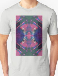 Psychedelic X-Ray pattern T-Shirt