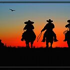 The Comancheros by Richard  Gerhard
