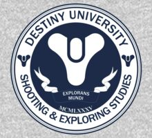 Destiny University: Shooting Degrees by Chronotaku
