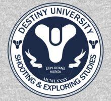 Destiny University: Shooting Degrees Kids Clothes
