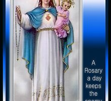 A ROSARY A DAY by archproart