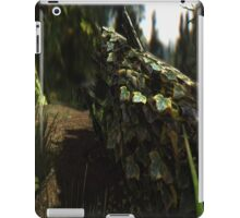 Them Leafy Greens iPad Case/Skin