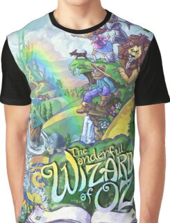Wizard of Oz Graphic T-Shirt