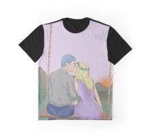 Teddy and Victoire Graphic T-Shirt