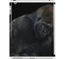 new chief in town iPad Case/Skin