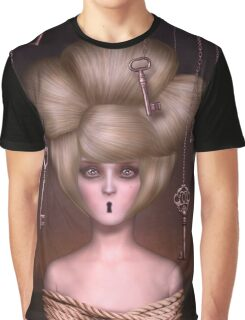 Condemned to Silence Graphic T-Shirt
