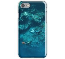 Wall Diving iPhone Case/Skin