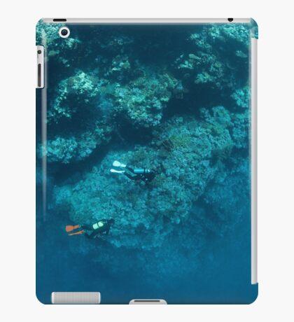 Wall Diving iPad Case/Skin