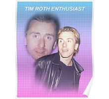 Tim Roth Enthusiast Poster