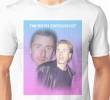 Tim Roth Enthusiast Unisex T-Shirt