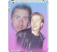 Tim Roth Enthusiast iPad Case/Skin