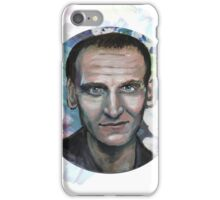 Doctor Who, The Floral Ninth Doctor iPhone Case/Skin
