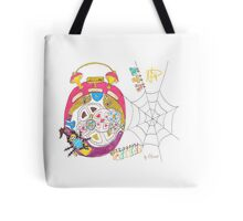 NaughtyPete - Mr. Spider's Home Tote Bag