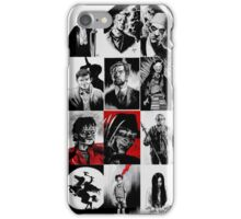 36 Monsters iPhone Case/Skin