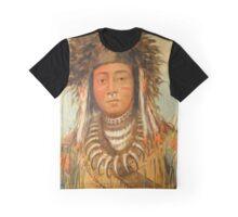 Boy Chief-Ojibwe  Graphic T-Shirt